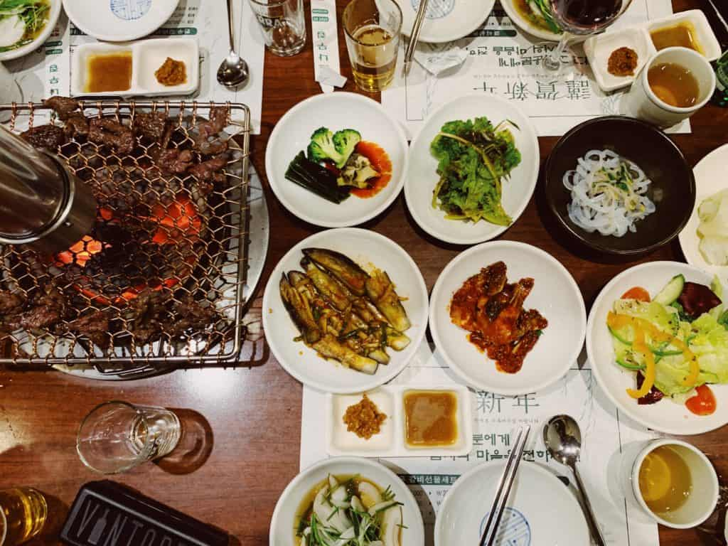 Budnamujip: Korean BBQ Restaurant in Seoul
