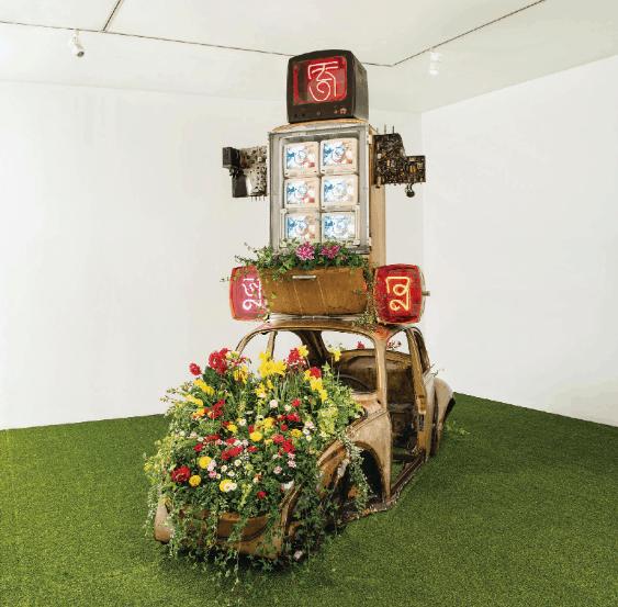 Hyundai 50 Art Exhibition in Seoul, Korea